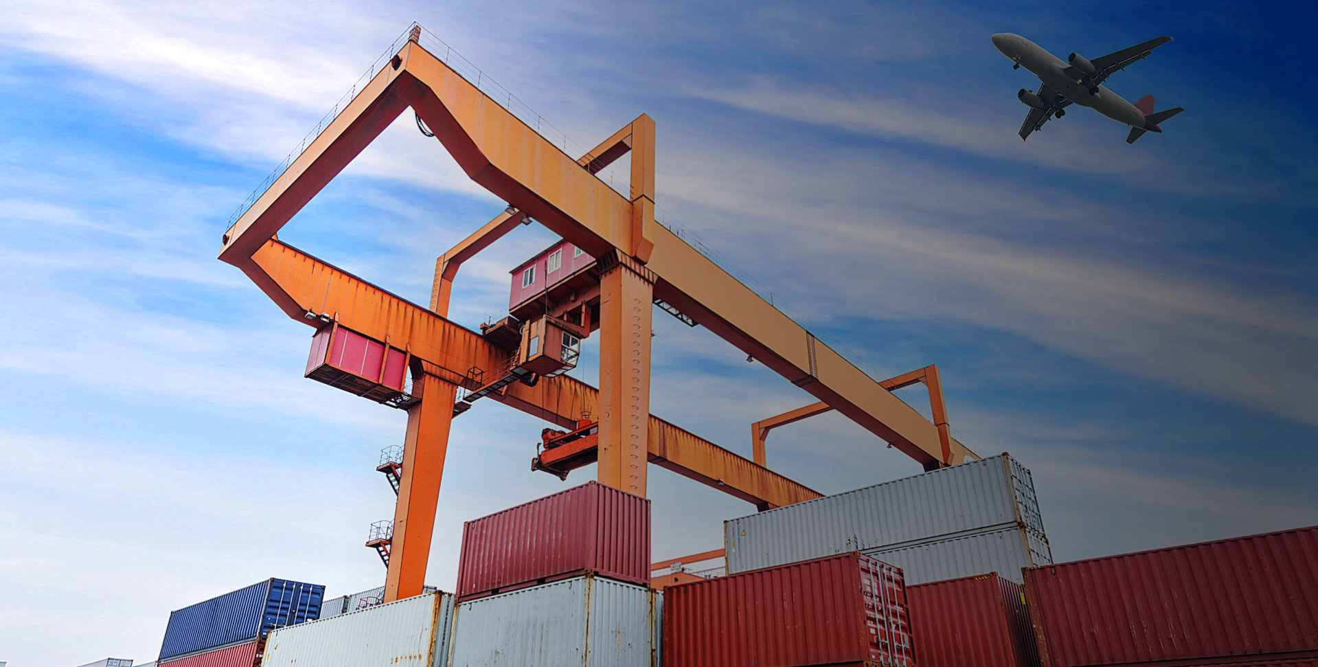 logistics concept image
